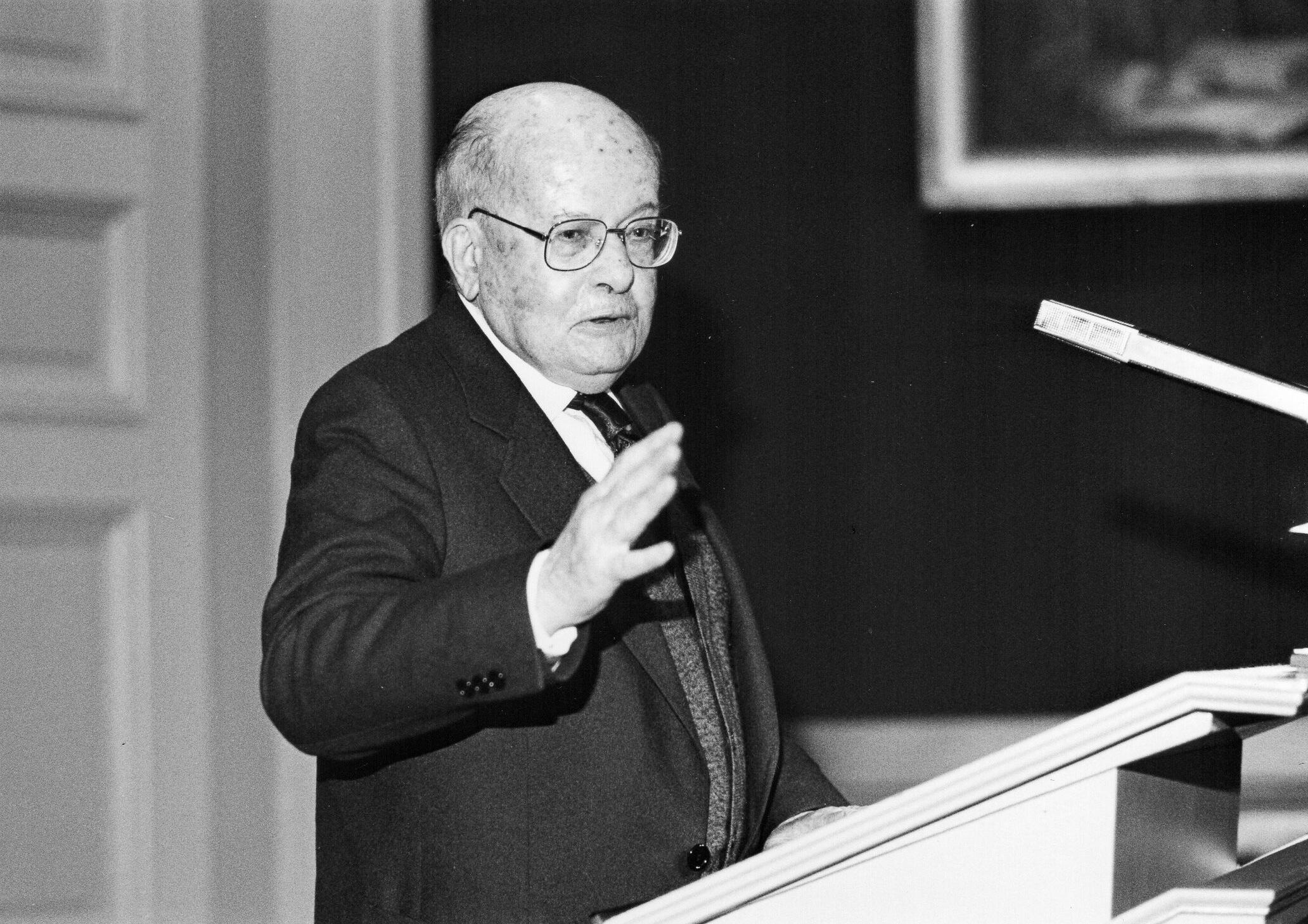 Qui était Georges Gusdorf ?